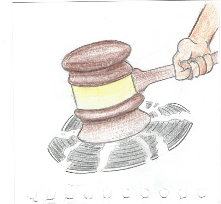 The Sounding of the Gavel of Musical Judgment.